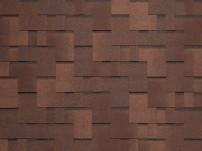 коричневый с отливом