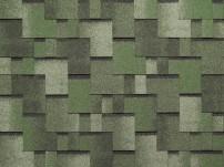 Зеленый с отливом