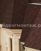 шинглас классик кадриль аккорд цвет  коричневый